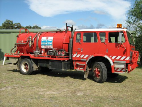 A1 Septic Tank & Grease Trap Cleaning Services