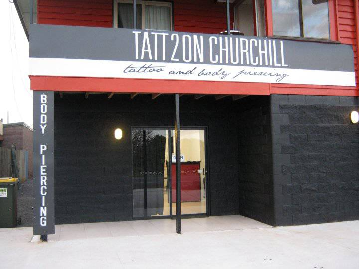 Tatt2 on Churchill
