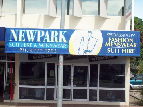 New Park Suit Hire & Menswear