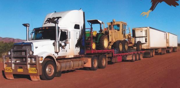Central Desert Transport