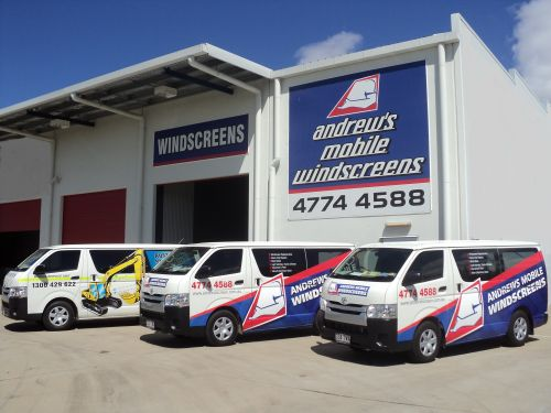 Andrew's Mobile Windscreens