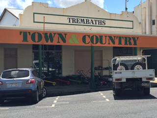 Town & Country AG Services