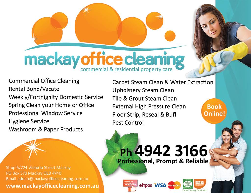 Mackay Office Cleaning