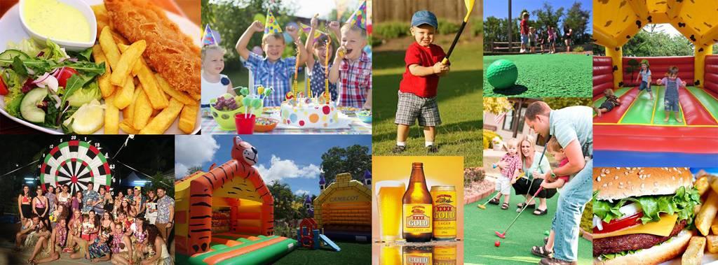 Townsville Mini Golf & Fun Park