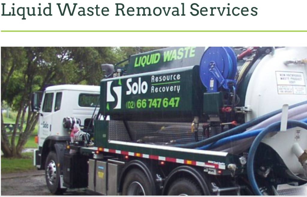 Solo Resource Recovery