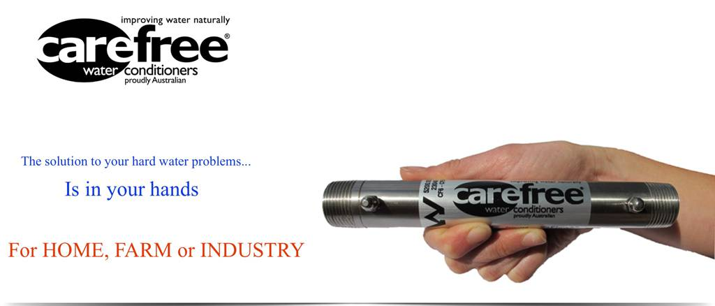 Care-Free Water Conditioners N.T.