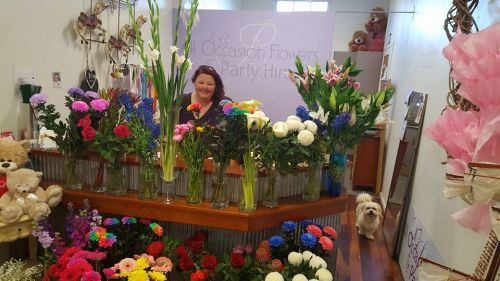 All Occasion Flowers & Party Hire
