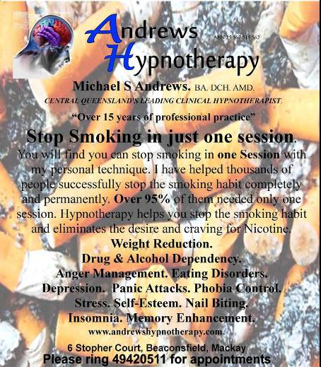 Andrews Hypnotherapy