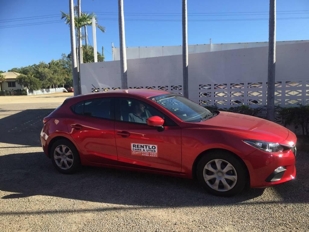 Rentlo Cars & Utes Bowen