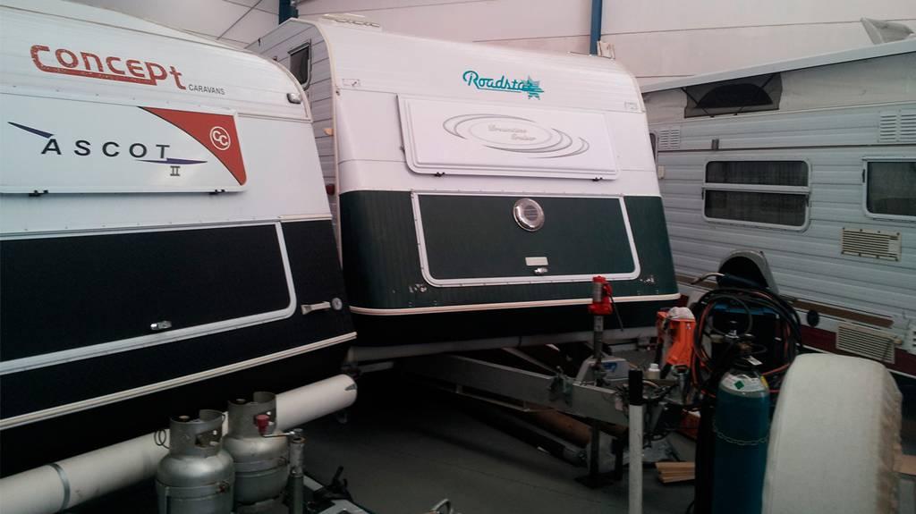 Keep Travelling Caravan Repairs
