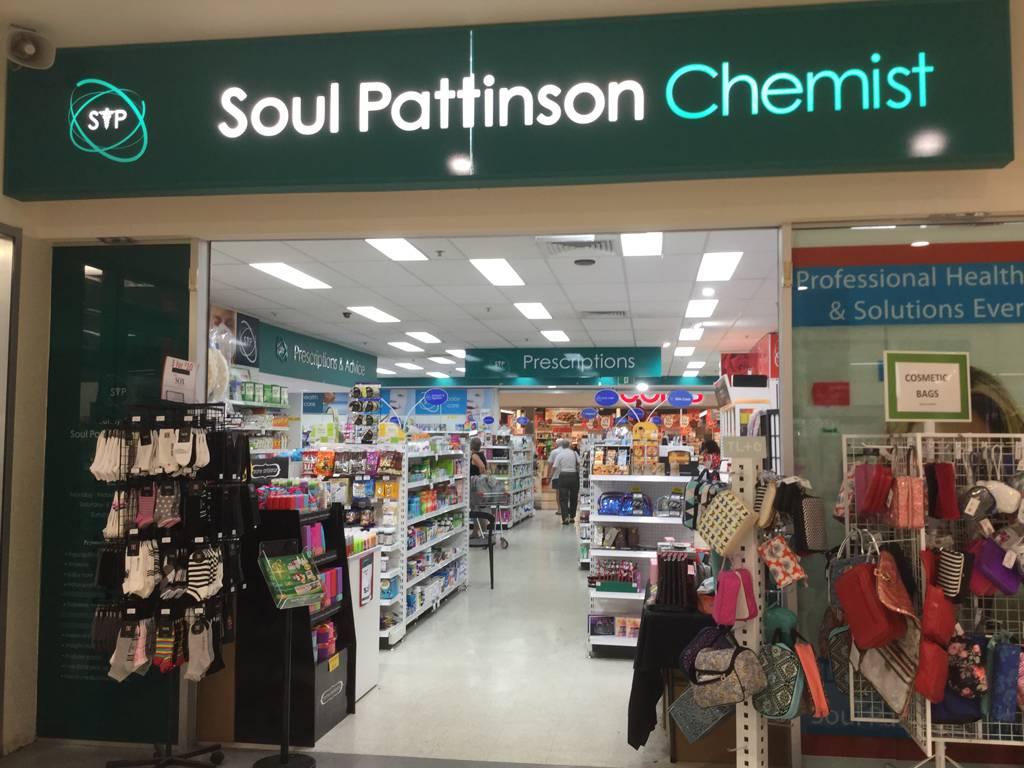 Soul Pattinson Chemist