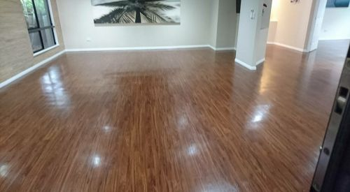 Dynamic Floor Care & Surface Protection