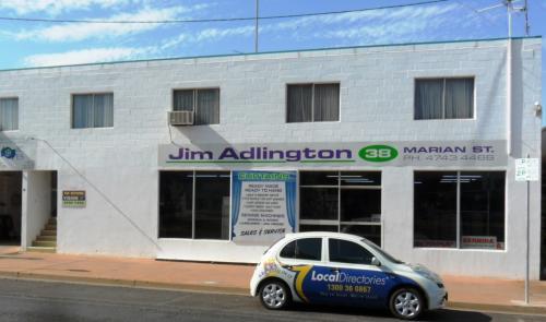 Adlington Jim Curtain & Dress Fabrics