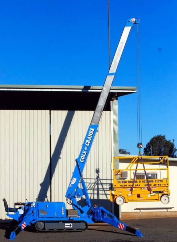 Dubbo Booms & Scissor Lifts