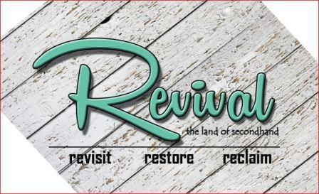 Revival–The Land of Secondhand