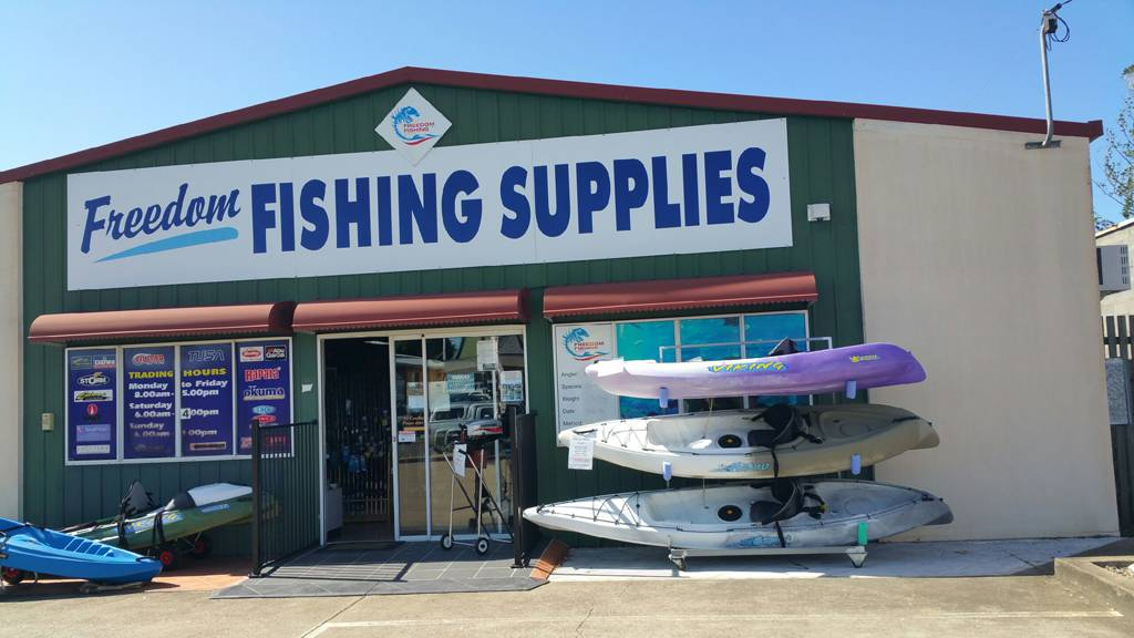 Freedom Fishing Supplies