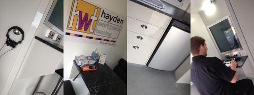 Hayden Workplace Testing