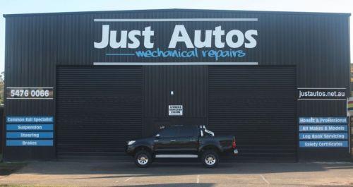 Just Autos Mechanical Repairs