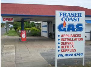 Fraser Coast Gas