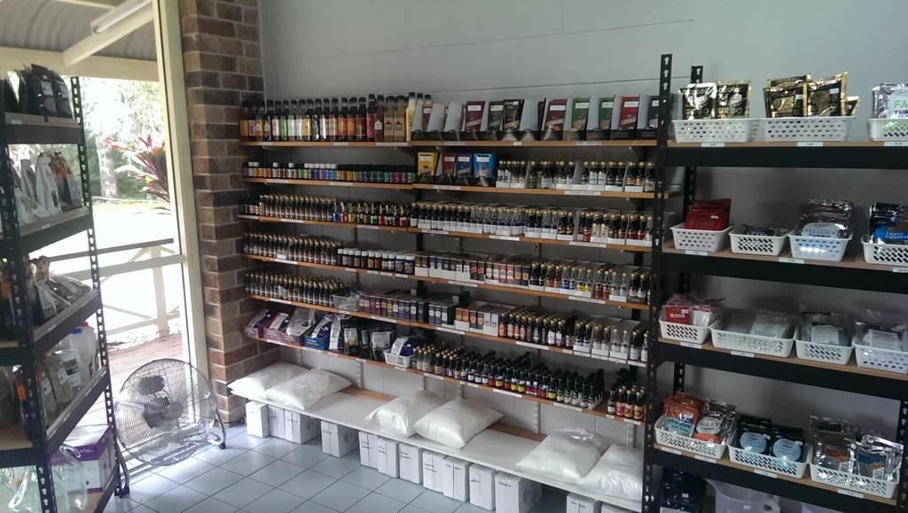 Top Drop Home Brew Supplies