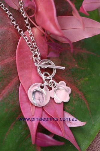 Pinkie Prints Silver Jewellery