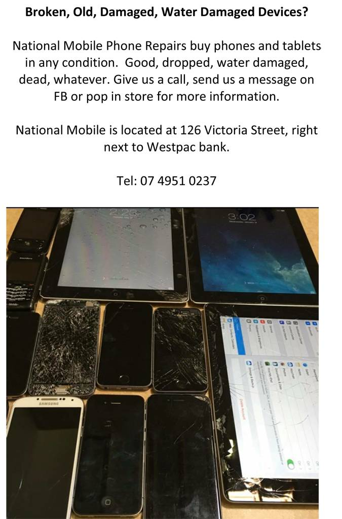 National Mobile Phone Repair