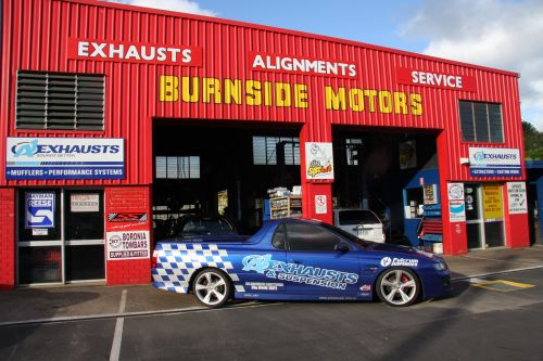 Carline Exhaust & Automotive Burnside