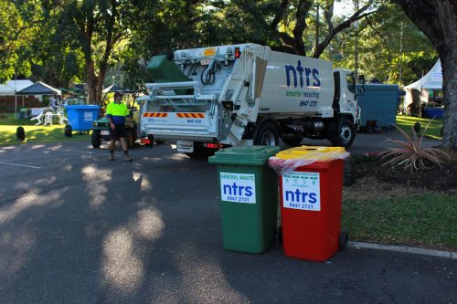 NTRS Waste Recycling