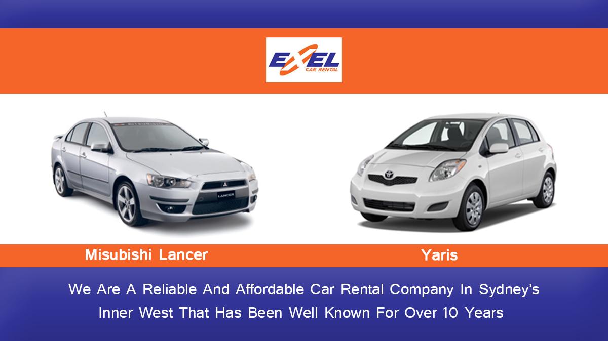Exel Car Rentals Parramatta Image
