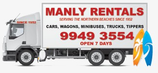 Manly Car & Truck Rentals Image