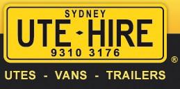 Sydney Ute Hire Image
