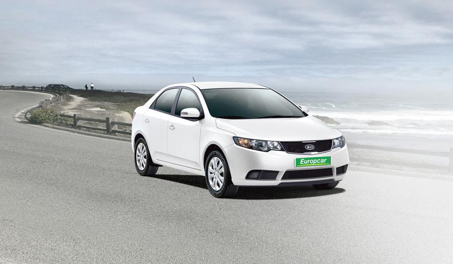 Europcar Car & Truck Rental Image