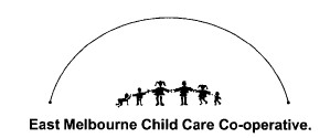 East Melbourne Child Care Co-operative Logo and Images