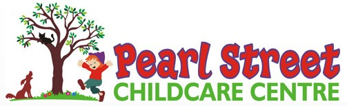 Pearl Street Child Care Centre Logo and Images