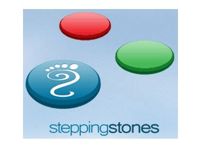 Stepping Stones Play and Learn Centre Logo and Images