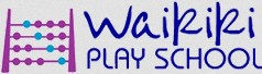 Waikiki Play School Logo and Images