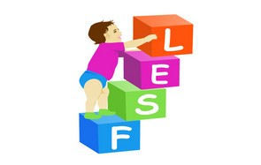 First Steps Early Learning Logo and Images