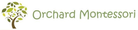 Orchard Montessori Logo and Images