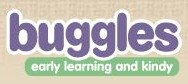Buggles Childcare Hilton Logo and Images