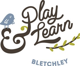 Bletchley Play & Learn Logo and Images