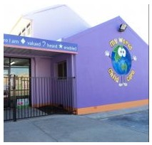 My World Child Care Waikiki Logo and Images