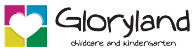Gloryland Childcare & Kindergarten Logo and Images