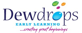 Dew Drops Early Learning Logo and Images