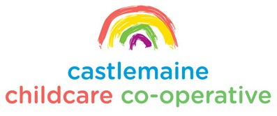 Castlemaine Child Care Co-operative Logo and Images