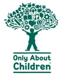 Only About Children Bruce Logo and Images
