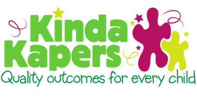 Adamstown Kinda Kapers Long Day Care Logo and Images
