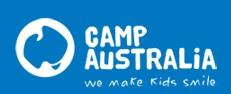 Camp Australia - Wentworth Falls Public School OSHC Logo and Images