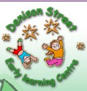 Denison Street Early Learning Centre Logo and Images