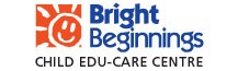 Bright Beginnings Child Edu-Care Centre Logo and Images