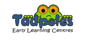 Tadpoles Early Learning Centre Lutwyche Logo and Images